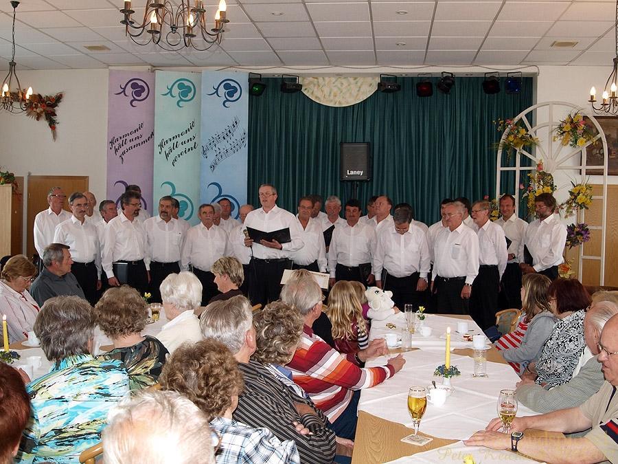 Konzert des Mohlsdorfer Männerchores