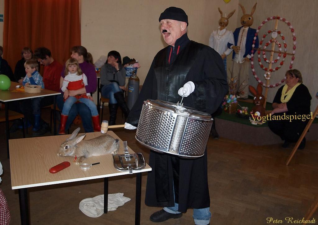 Wolfersdorf feierte 10-jähriges Jubiläum des Osterkronenfest