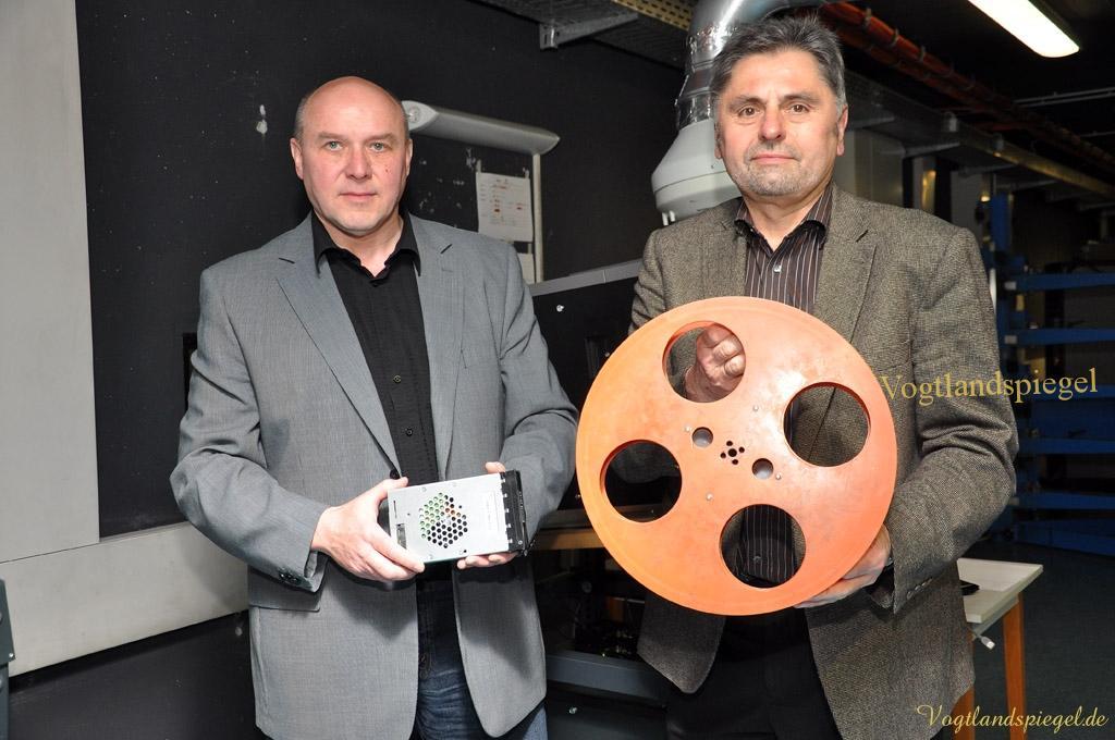Kinocenter Greiz voll digitalisiert