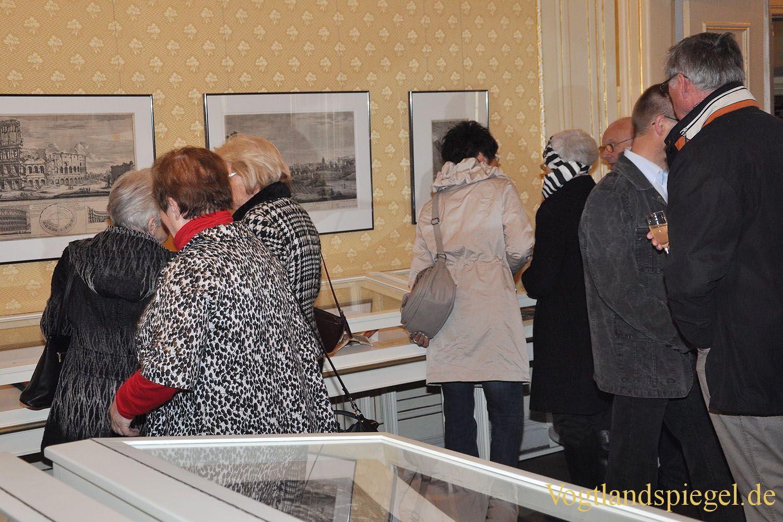Ausstellungseröffnung - Kennst Du das Land, wo die