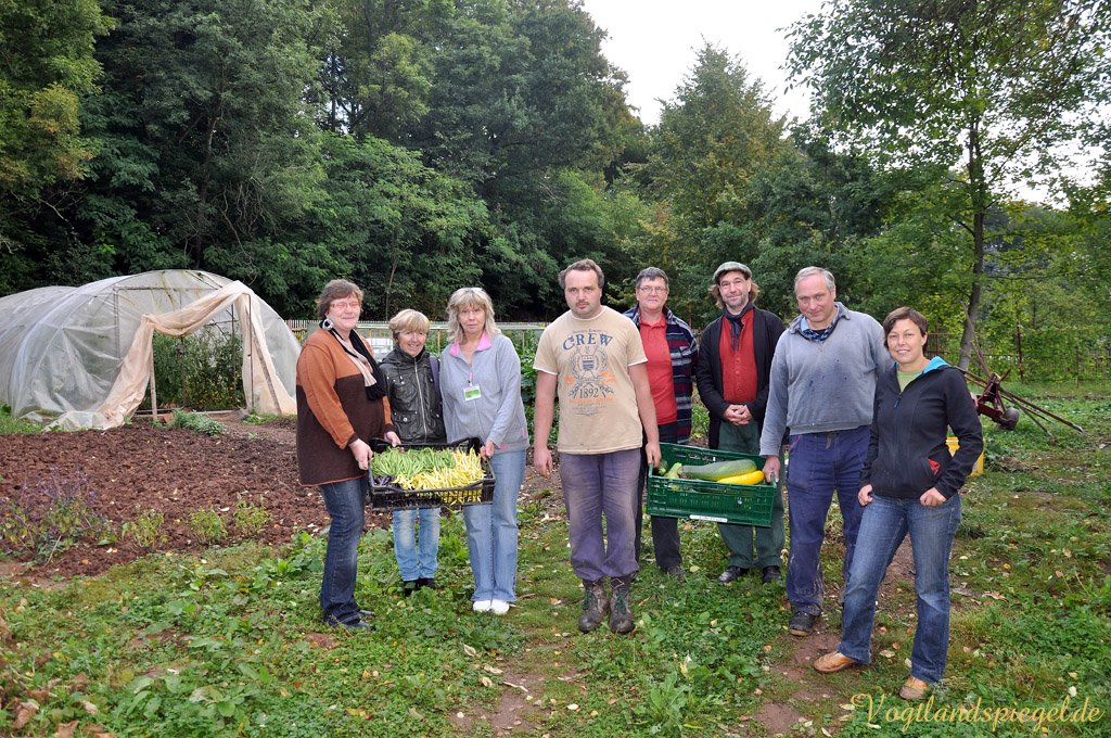 Bergaer Bürgerprojekt unterstützt Greizer Tafel