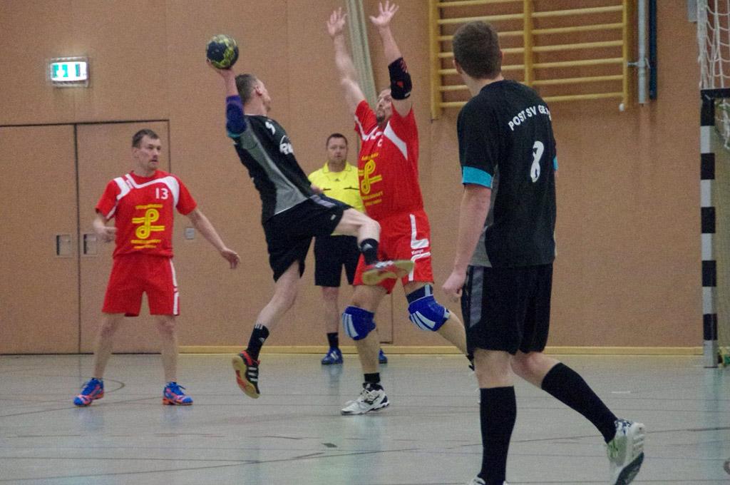 Handball: Reudnitzer Männer