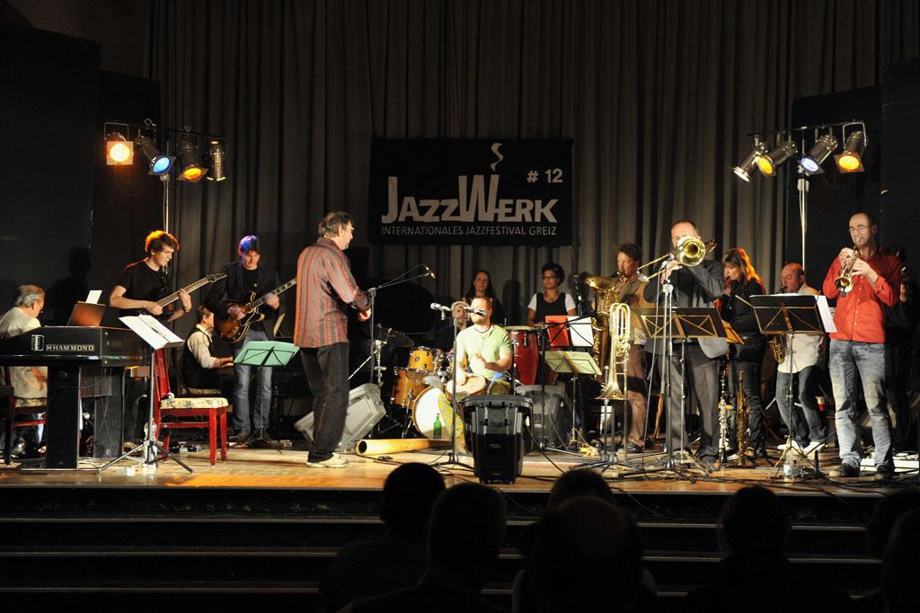 Mitspieler für JazzWerk Orchester #15 gesucht