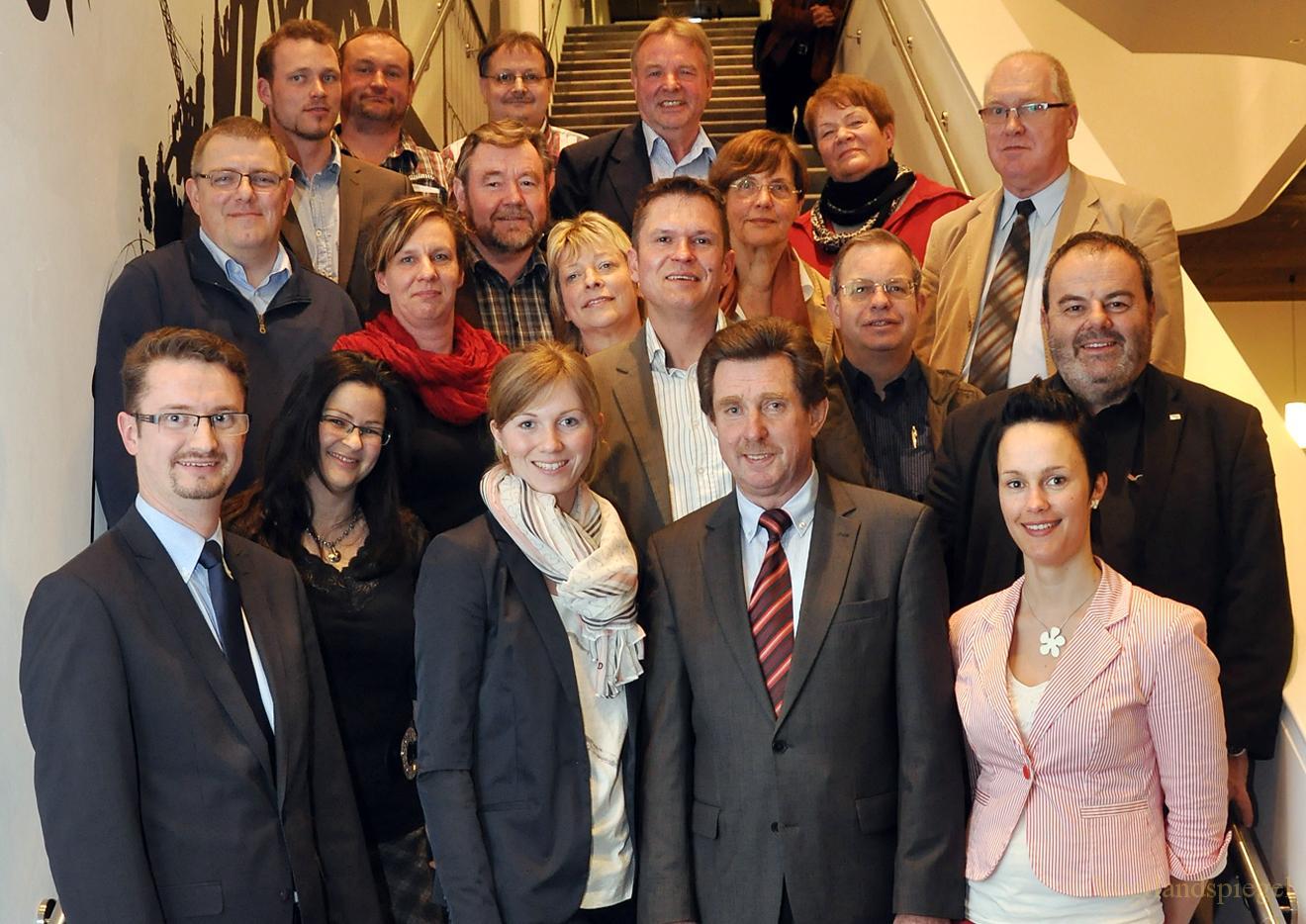 CDU-Ortsverband Greiz nominiert Kandidaten für Stadtratswahl