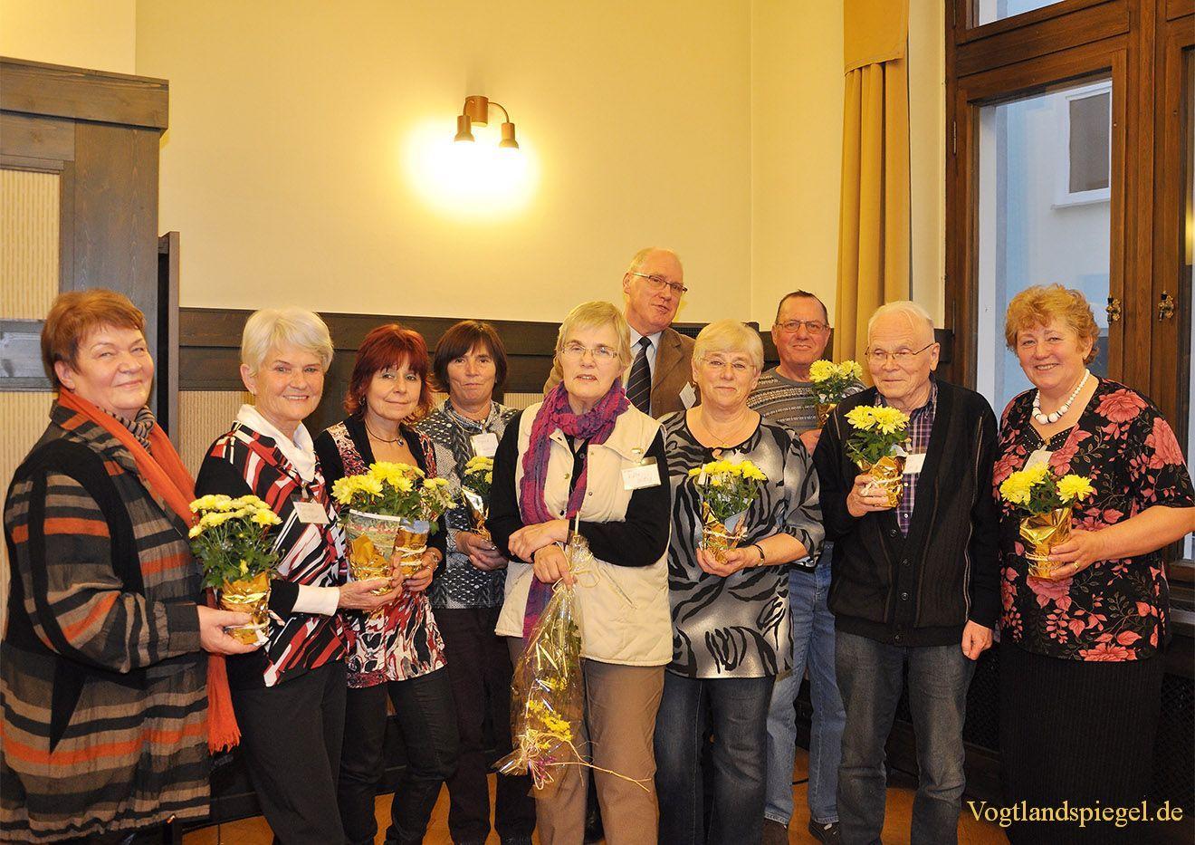 Die Stadt Greiz hat neuen Seniorenbeirat