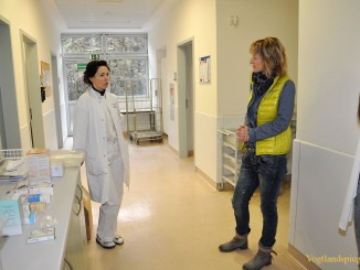 Berufsvorbereitungstag der Lessing-Regelschule im Greizer Krankenhaus