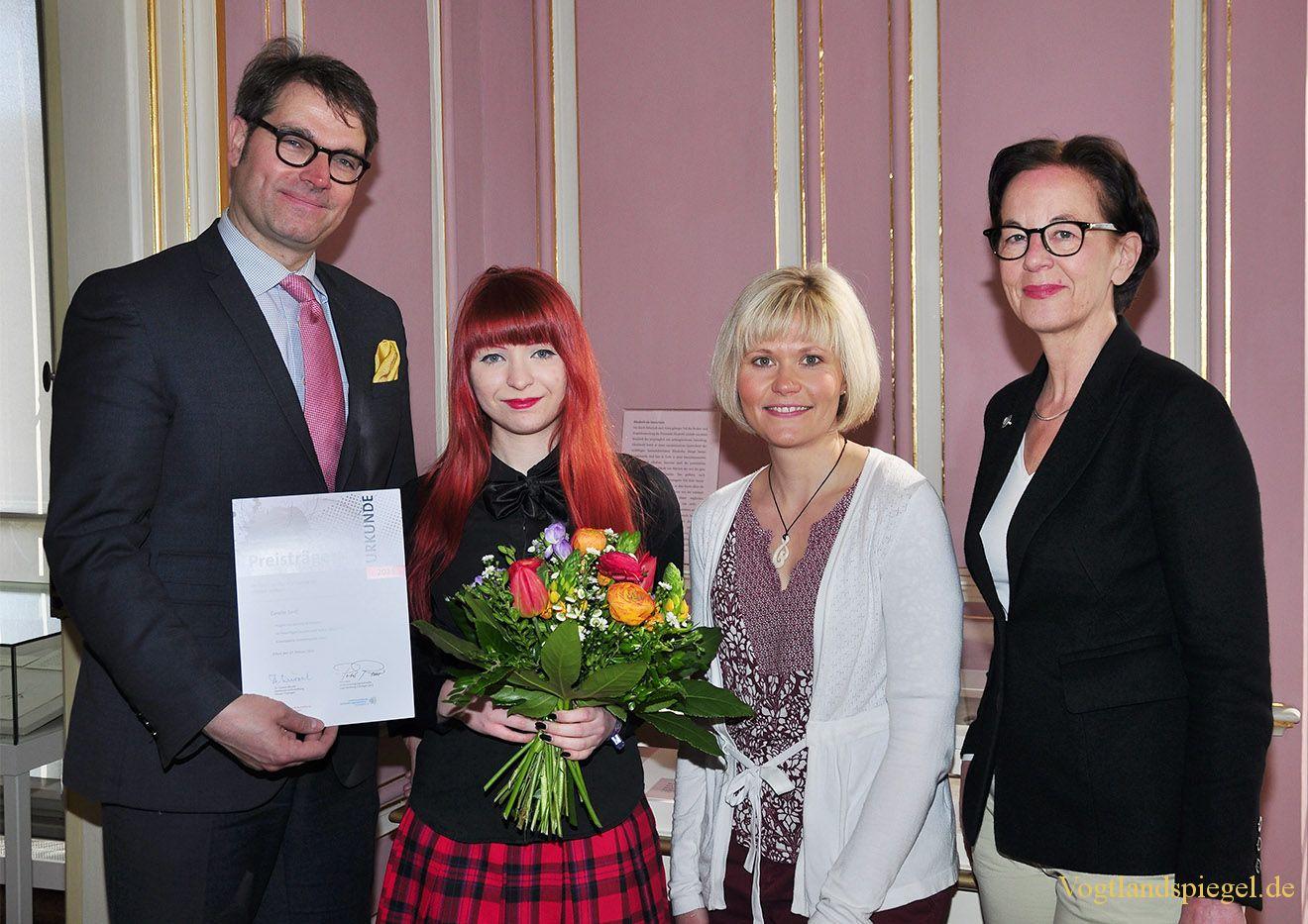 """Tatort Kultur""- Preisverleihung im Greizer Sommerpalais"