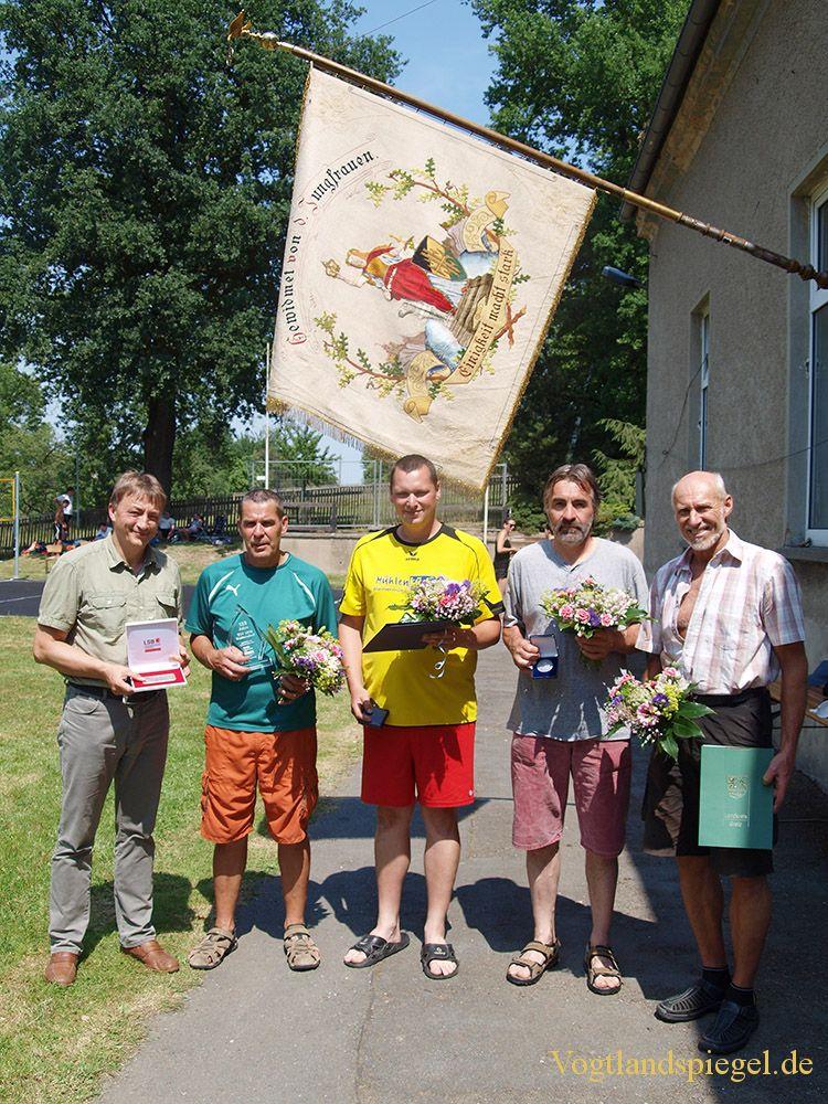 TSV 1890 Waltersdorf e.V. feierte 125-jähriges Vereinsjubiläum