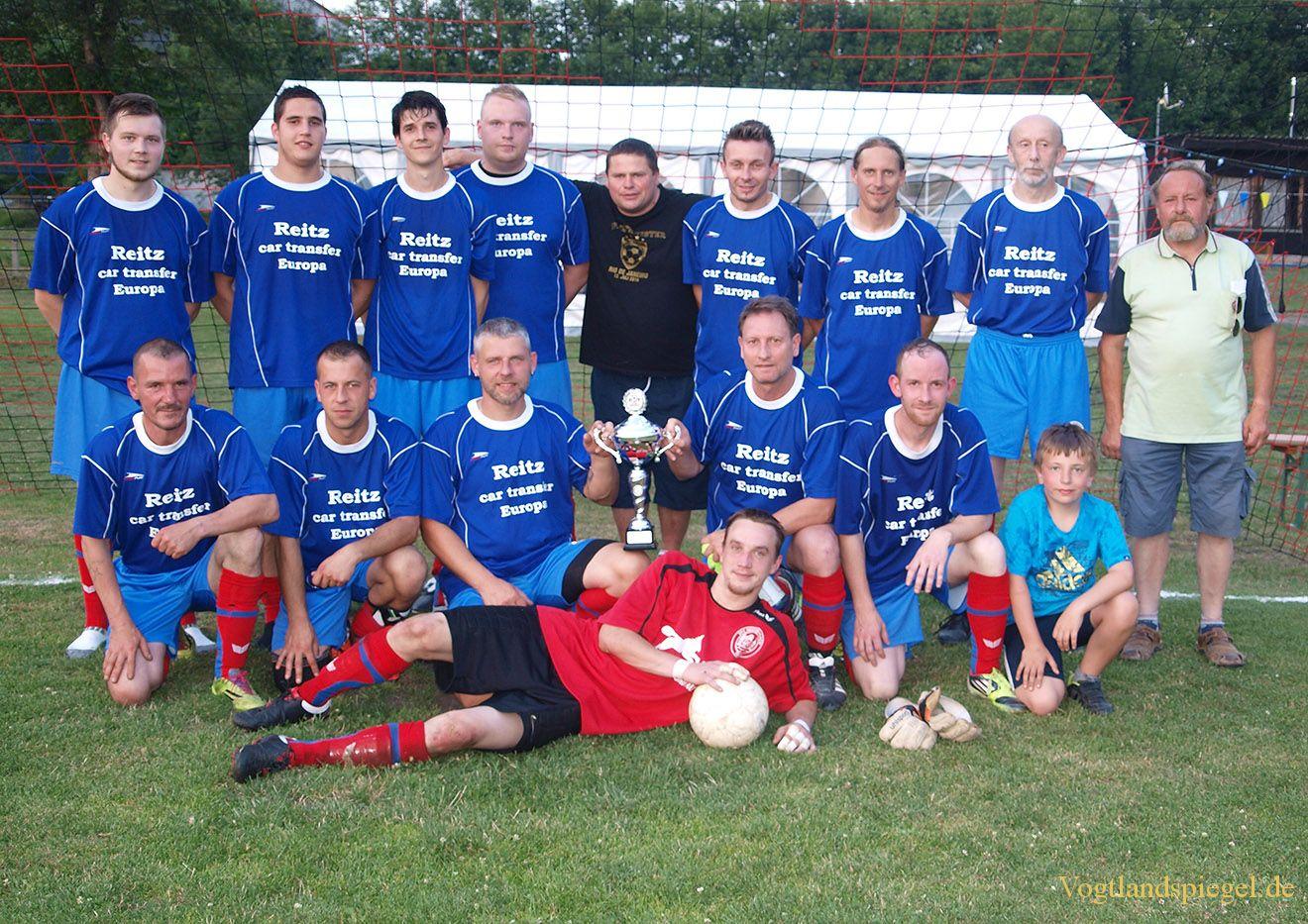 10. Sommerfest des Greizer SV mit Altherrenturnier im Fußball