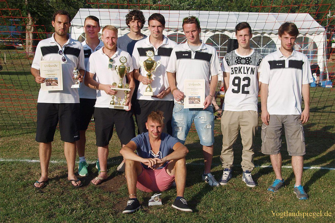 1.FC Greiz ist erneut Stadtmeister im Fußball