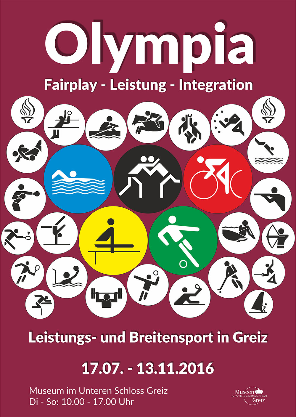 OLYMPIA - Fairplay – Leistung – Integration